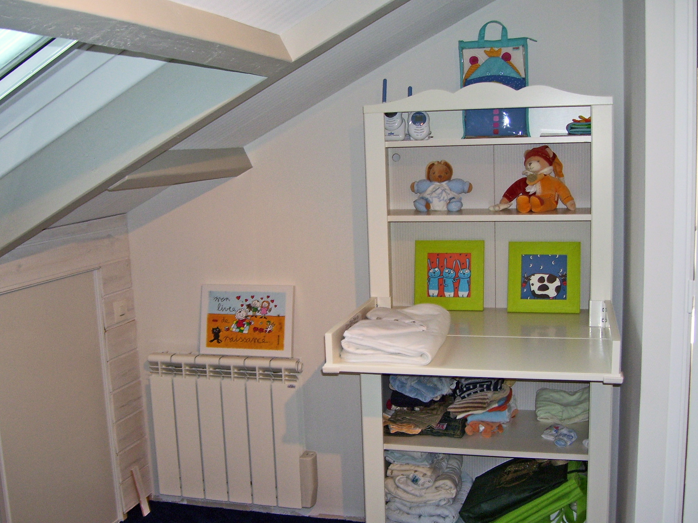 amenagement des combles en chambre gallery of with. Black Bedroom Furniture Sets. Home Design Ideas