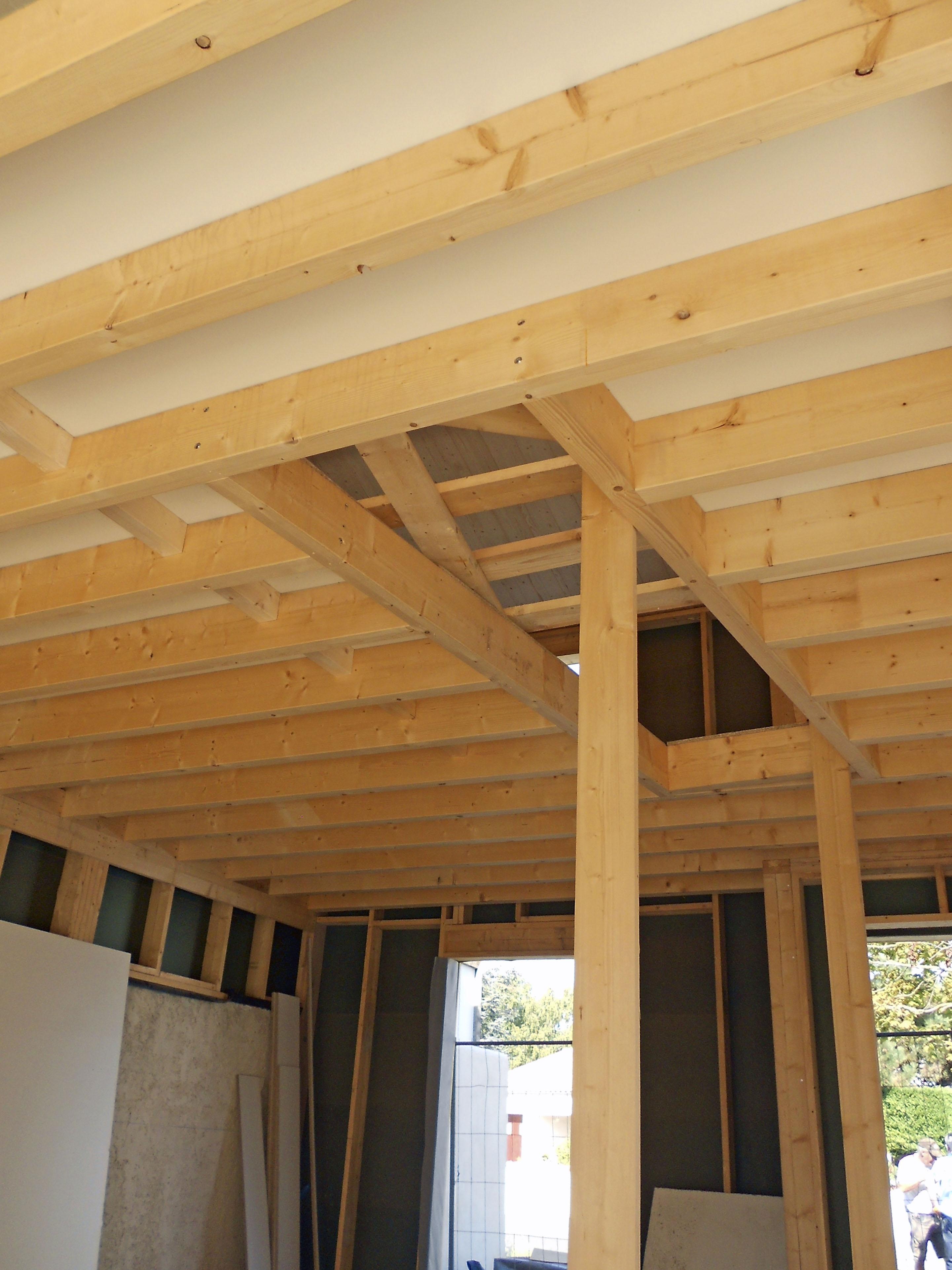 construction de maison la maison des charpentiers. Black Bedroom Furniture Sets. Home Design Ideas